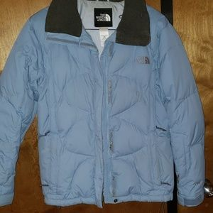 North Face Ski Jacket 600 model size M